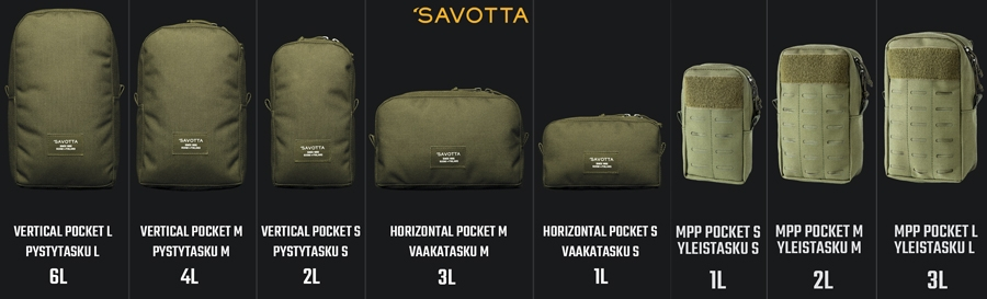 Backpack accessories