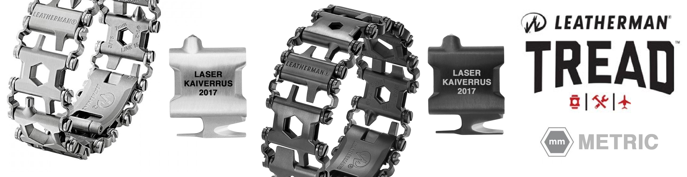 Leatherman Tread ranneke