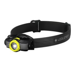 Ledlenser MH5 Black & Yellow