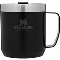 Stanley Classic Legendary Camp Mug 0.35L, musta