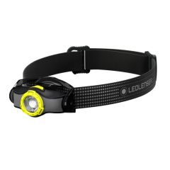 Ledlenser MH3 Black & Yellow