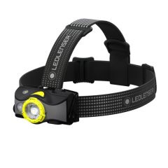 Ledlenser MH7 Black & Yellow