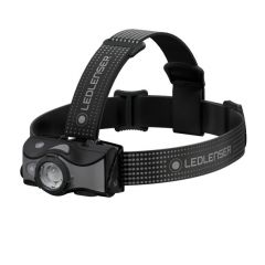 Ledlenser MH7 Black & Gray