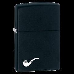 Zippo 218PL Pipe Lighter Black