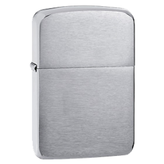 Zippo 1941 Replica Brushed Chrome