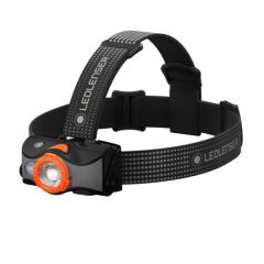 Ledlenser MH7 Black & Orange