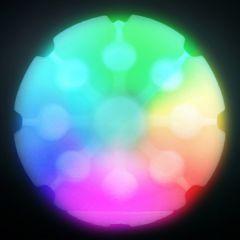 Nite Ize Glowstreak LED-pallo Disc-O