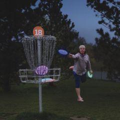 Nite Ize Flashflight LED frisbeegolf putteri,DiscO