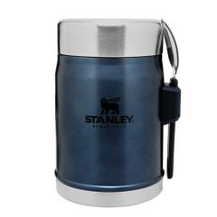 Stanley Classic Ruokatermos + Spork 0.4L, sininen