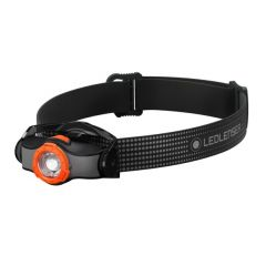 Ledlenser MH3 Black & Orange