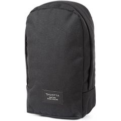 Savotta Vertical Pocket L, Black, 6 Liter