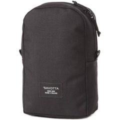 Savotta Vertical Pocket M, Black, 4 Liter