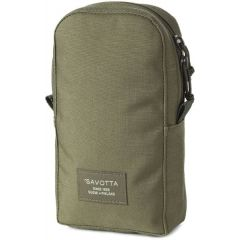 Savotta Vertical Pocket S, Green, 2 Liter