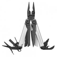 Leatherman Wave Plus Black & Silver